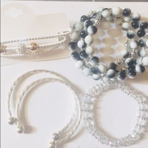 Jewelry - Set Of Bracelets #B1008